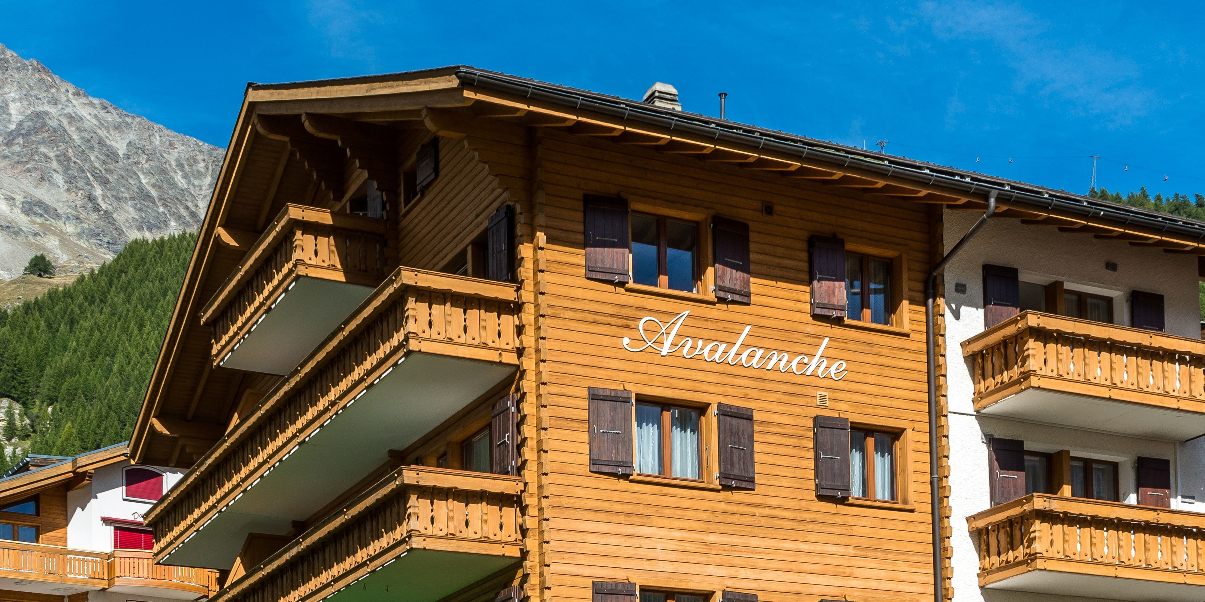 Haus Avalanche Saas-Fee