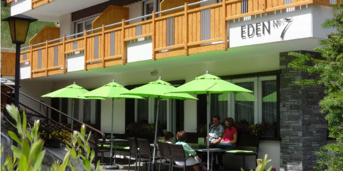 Hotel Eden in Saas-Fee