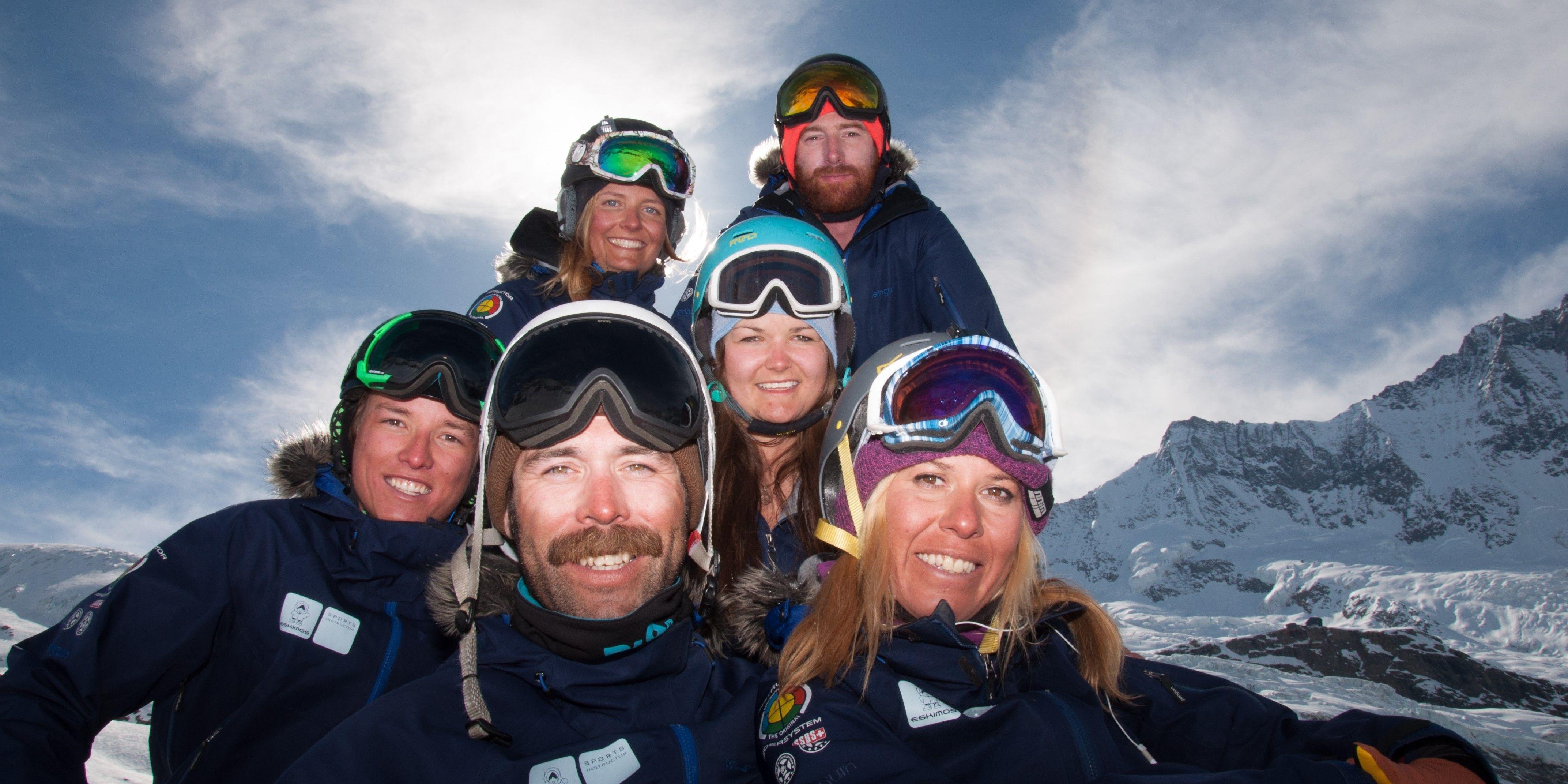 Eskimos Skischule