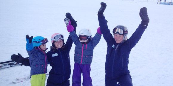 ESKIMOS Ski School