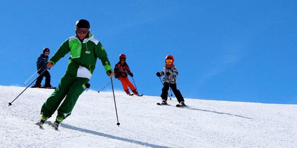 Optimum Snowsports Saas-Fee
