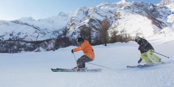 Ski Zenit Saas-Fee