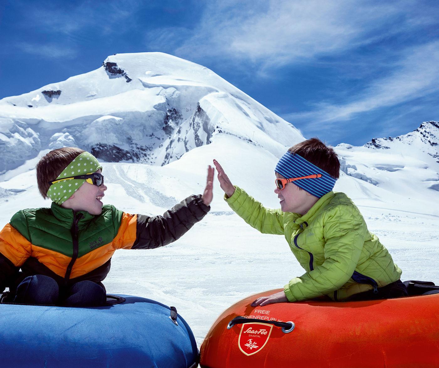 Swiss Glacier World