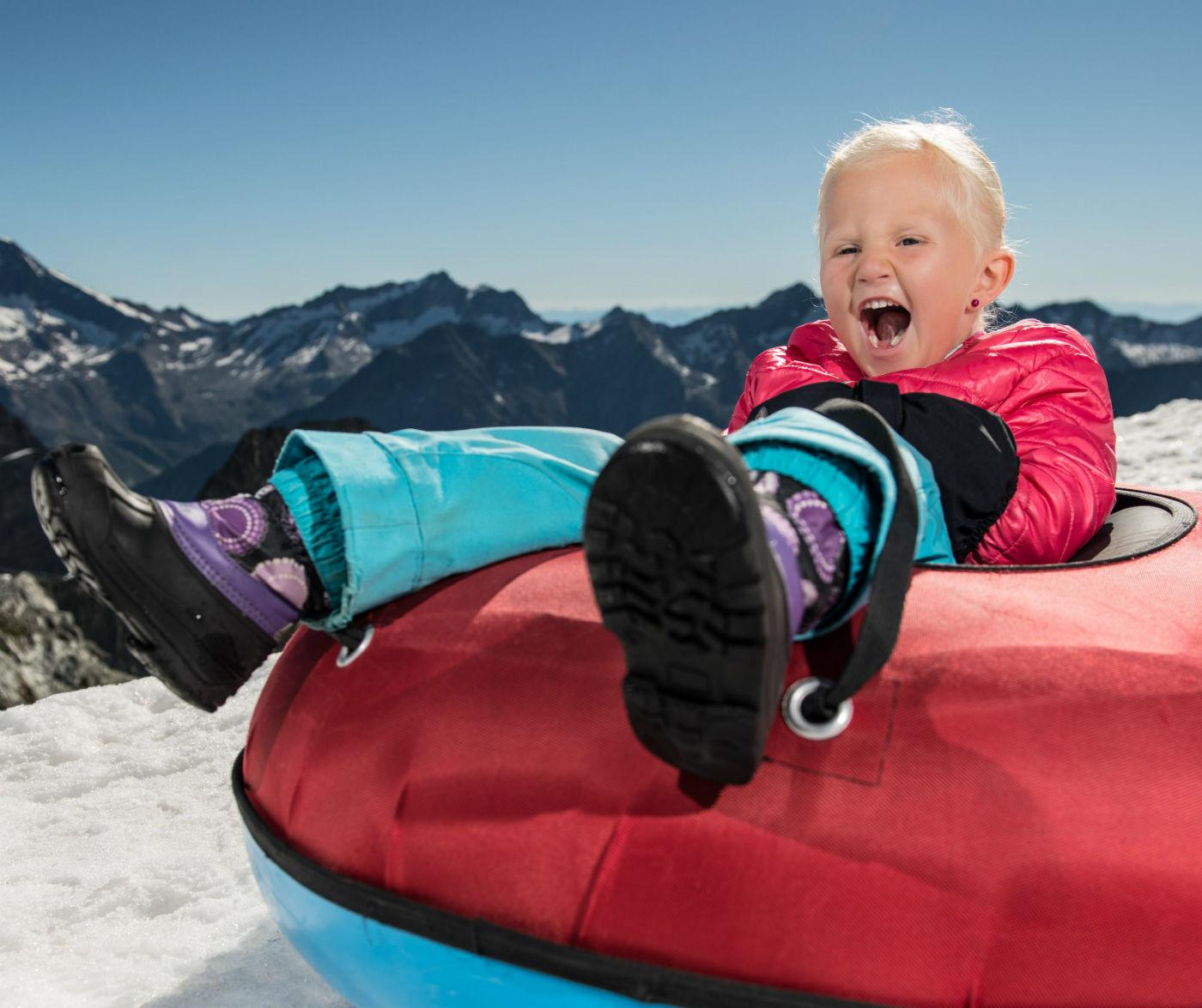 Swiss Glacier World Saas-Fee
