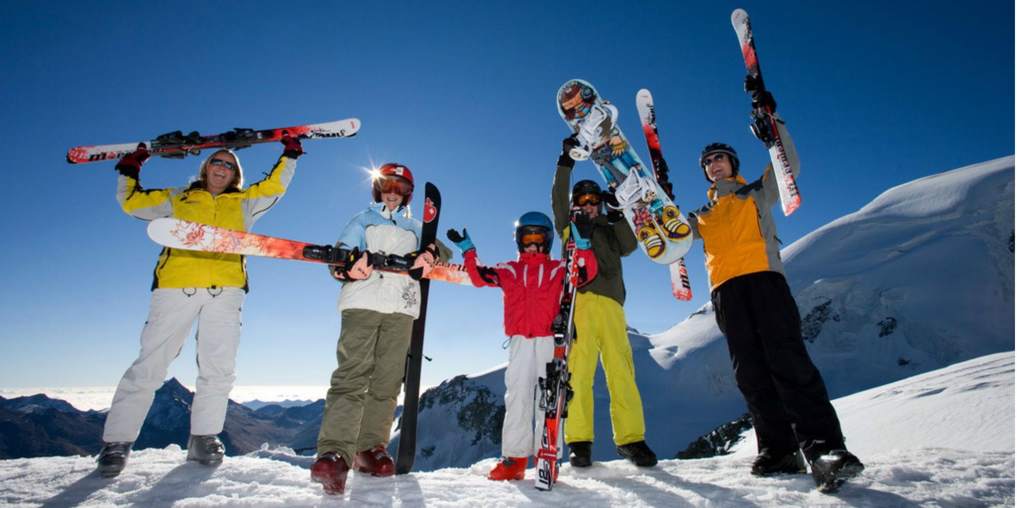 Wintermärchen Skipass inklusive
