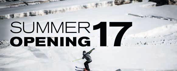 """""""Summer Opening Saas-Fee"""""""
