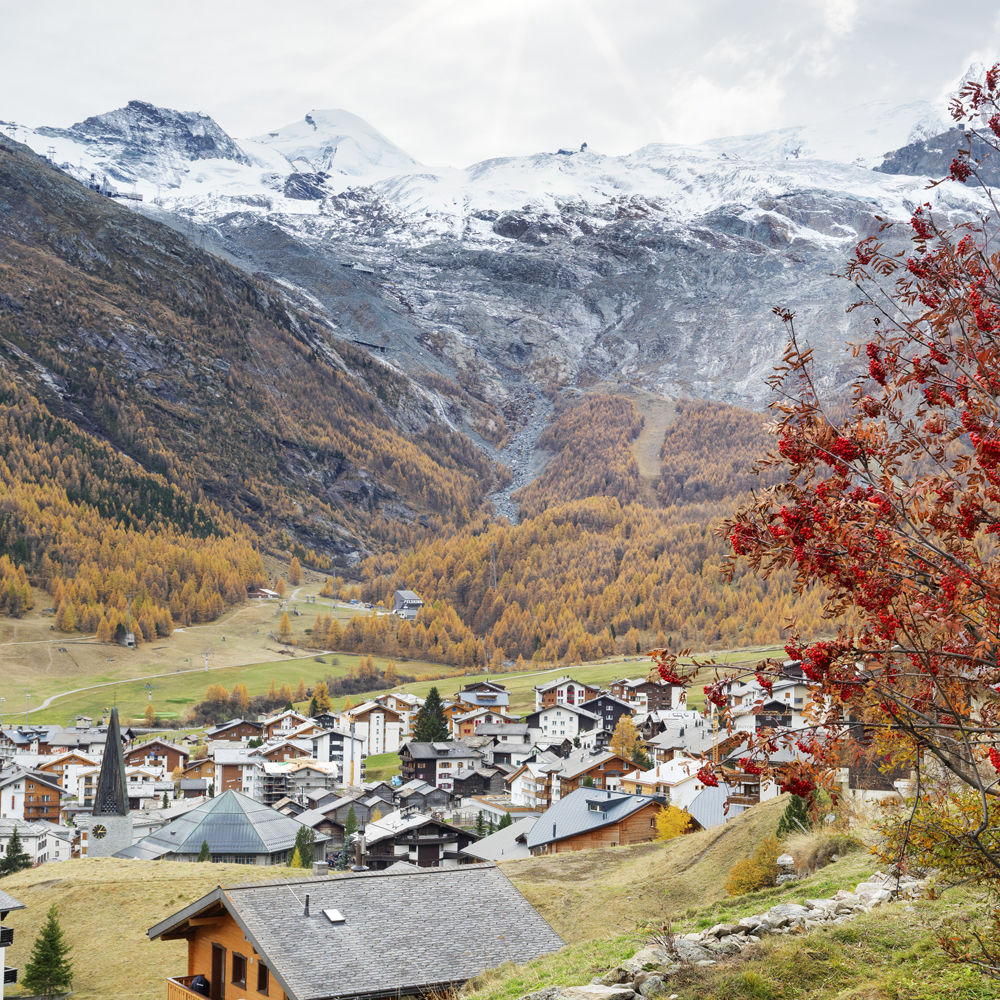 Webcams der Freien Ferienrepublik Saas-Fee
