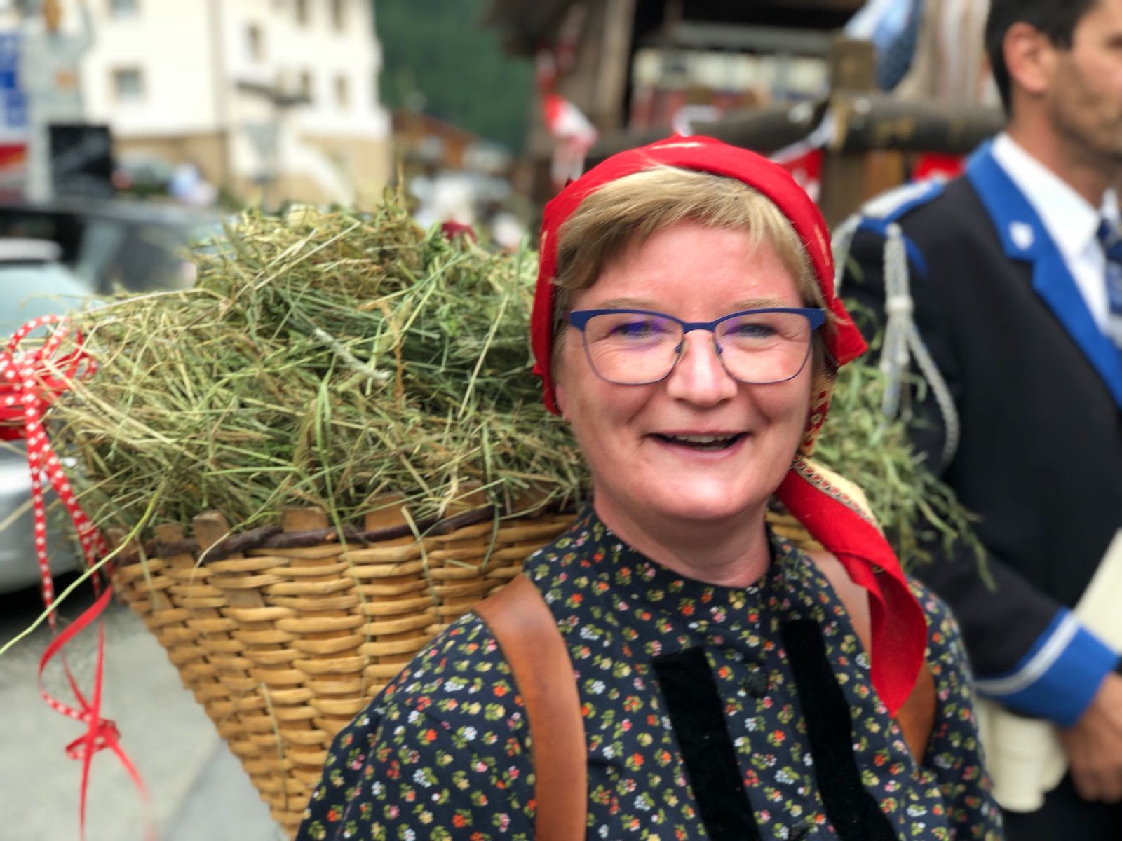 """1 August Umzug Tradition"""