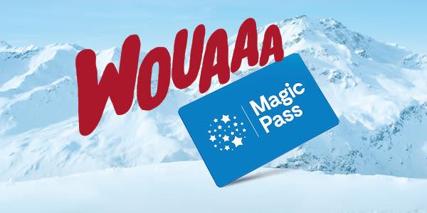 Magic Pass - Buy now