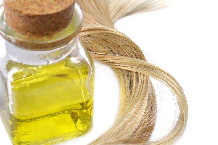 Репейное масло на волосы
