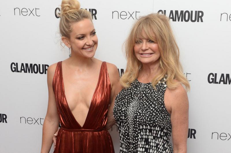 Is kate hudson goldie hawn's daughter