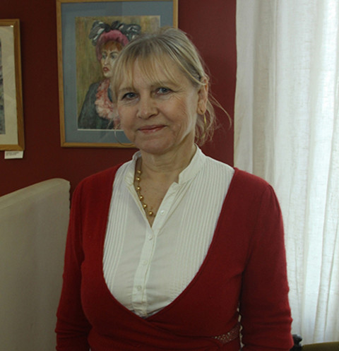Любовь Полехина страдает, что не спасла умирающую мать