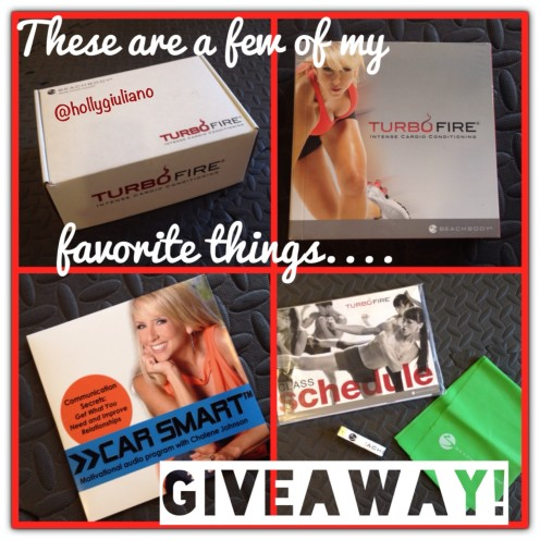 Chalene Johnson Product GIVEAWAY!