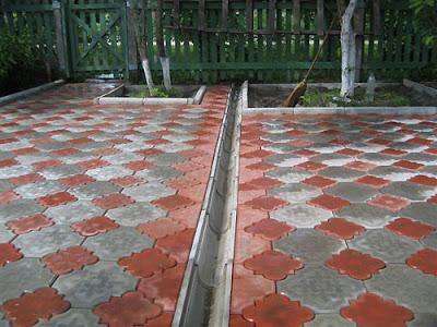 Себестоимость изготовления тротуарной плитки