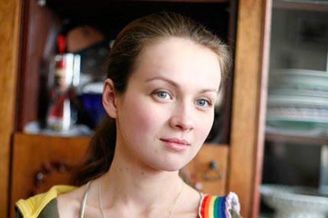 Фото актрисы ольги олексий