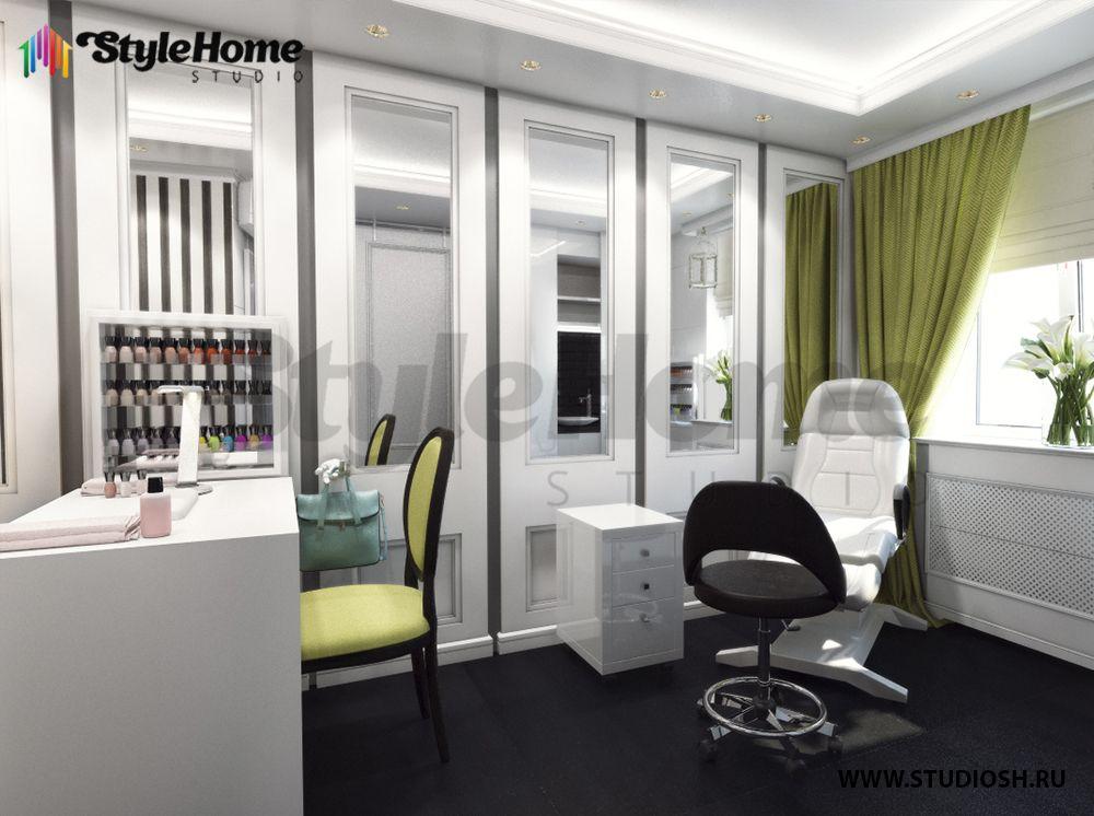 Маникюрный кабинет дизайн фото