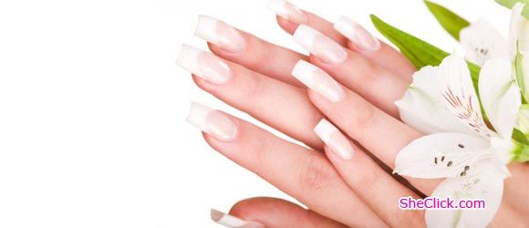 Growing healthy fingernails