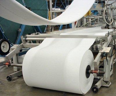 Сырьё для производства туалетной бумаги