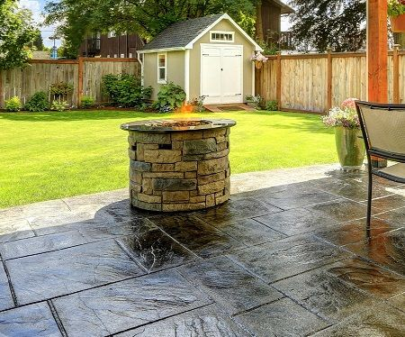 What do i use to seal my stamped concrete patio
