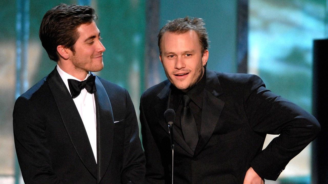 Jake gyllenhaal's reaction to heath ledger's death