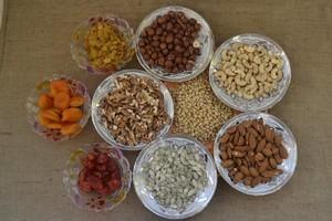 Рецепт витаминная смесь