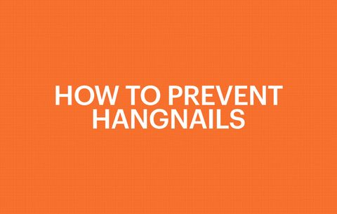 How to remove hangnails