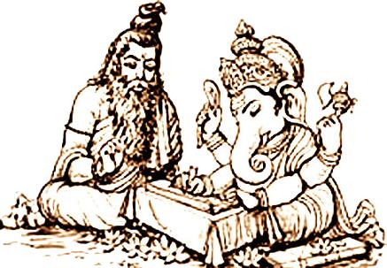 ganesha-in-literature