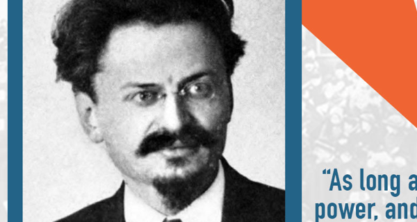 Revolutionary of the Month, Oct 2016: Leon Trotsky