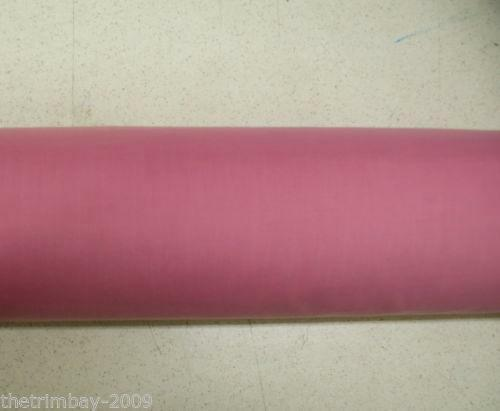 Pink material fabric