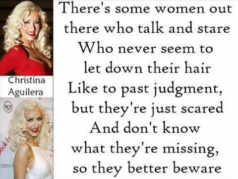 Still dirrty christina aguilera lyrics