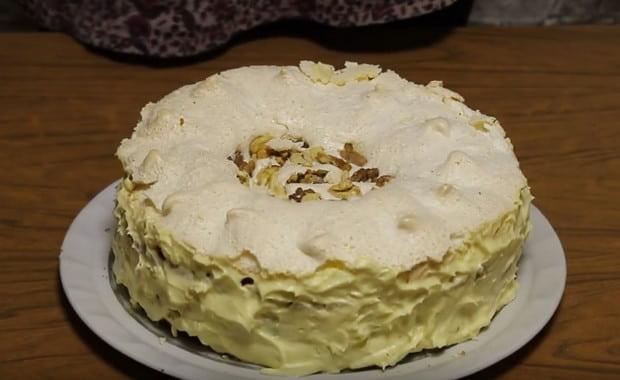 Рецепт торта королевский пошагово с фото