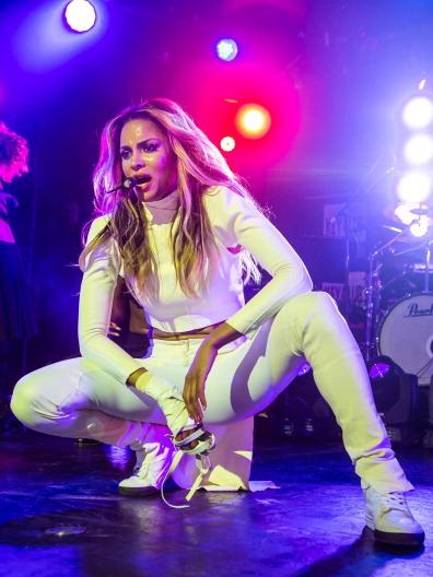 Ciara myspace live
