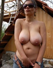 Красивые женщины голые после 40