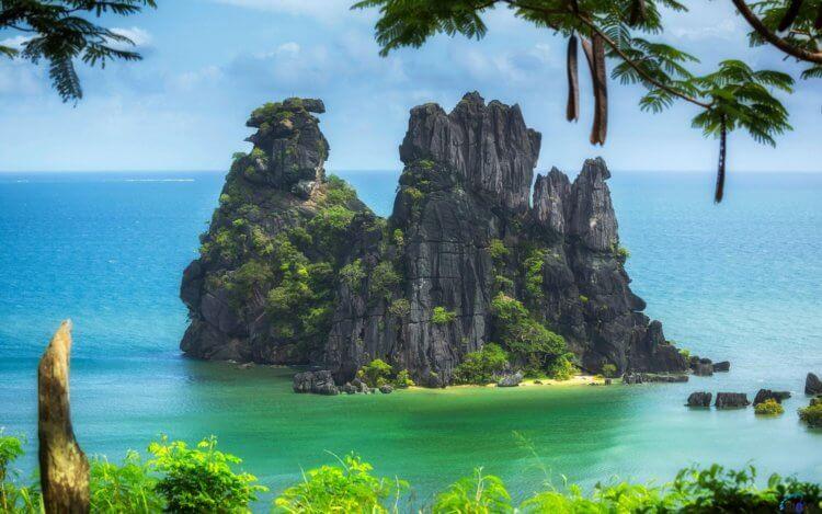 Острова удивительные