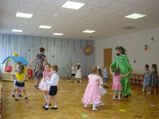 Детские праздники виды