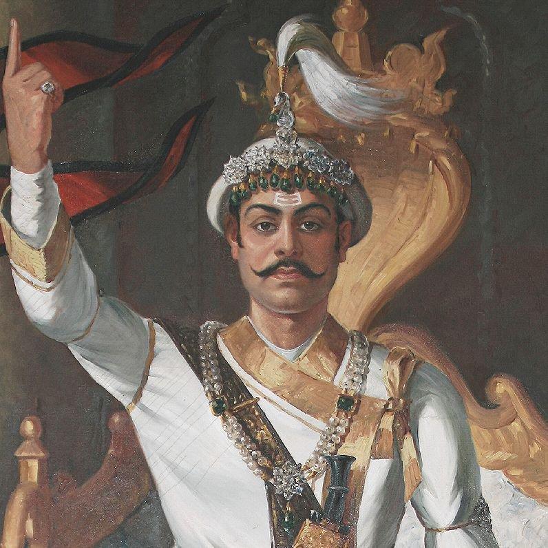 Late King Prithvi Narayan Shah