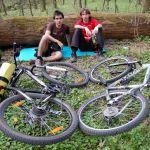 Велоподорож до Пирогово (учасники)