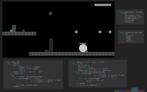 LightTable concept screenshot