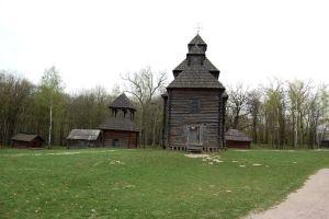 Пирогово, церква