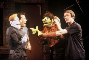 Avenue Q live stage photo (Rod & Nicky)