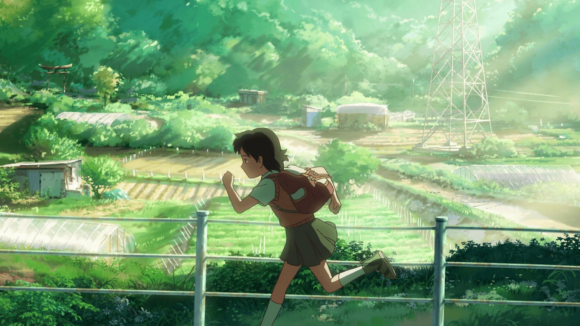 Hoshi wo ou Kodomo - Asuna-chan