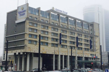 Wymiana okien w hotelu Golden Tulip w Warszawie