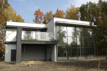 Ciepły montaż okien Energetic oraz fasady aluminiowej
