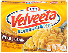 Image of Velveeta Shells & Cheese Whole Grain Rotini & Cheese