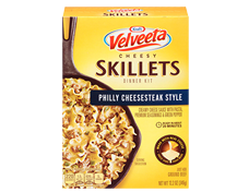 Image of Velveeta Cheesy Skillets Philly Cheesesteak