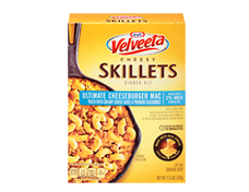 Image of Velveeta Cheesy Skillets 2% Cheeseburger