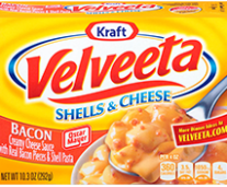 Image of Velveeta Shells & Cheese Bacon