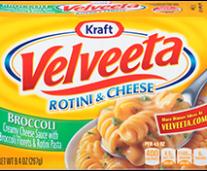 Image of Velveeta Shells & Cheese Broccoli Rotini & Cheese