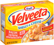 Image of Velveeta Shells & Cheese Bacon