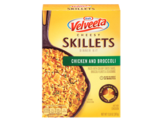 Image of Velveeta Cheesy Skillets Chicken and Broccoli
